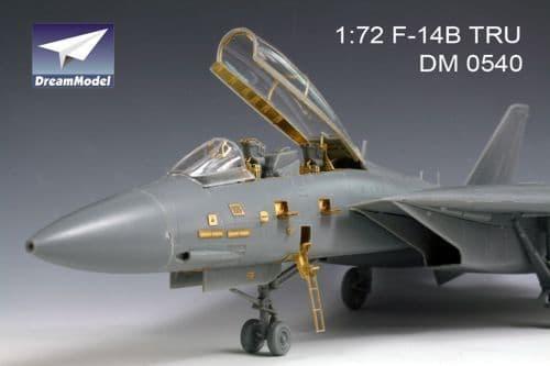 Dream Model 1/72 F-14B Tomcat detail set # 0540