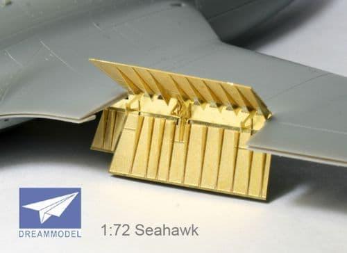 Dream Model 1/72 Hawker Seahawk FGA Mk.6/Mk.100/101 detail set #