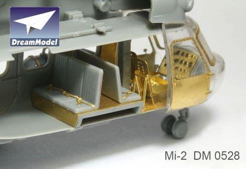 Dream Model 1/72 Mil Mi-2 # 0528