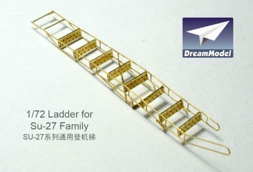 Dream Model 1/72 Sukhoi Su-27 Family Ladder # 0530
