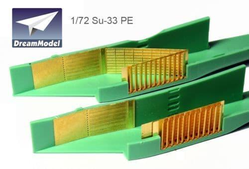 Dream Model 1/72 Sukhoi Su-33 Detail Set # 0529