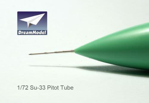 Dream Model 1/72 Sukhoi Su-33 Pitot Tube # 0713
