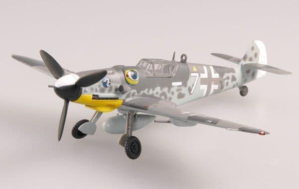 Easy Model 1/72 BF109G-6 IV./JG51 1943 Yogoslavia # 37260