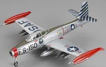 Easy Model 1/72 F-84E Thunderjet 22nd Fighter Bomber Sqn 36th FB