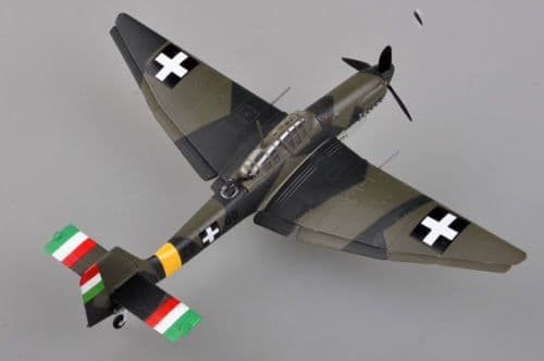 Easy Model 1/72 Junkers Ju87D-5 Stuka - 102./1 1943 # 36388