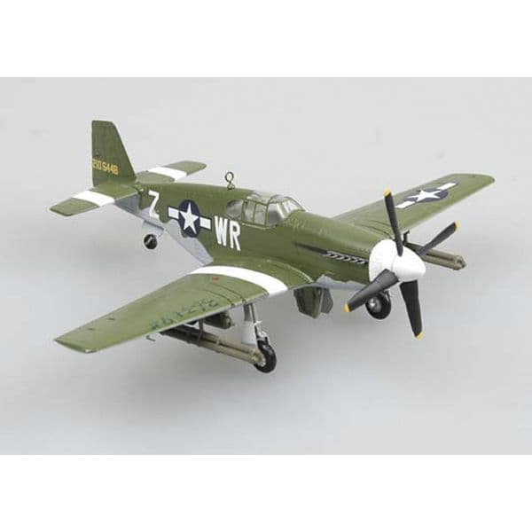 Easy Model 1/72  P-51 B/C Mustang Flown by 1st Lieutenant Henry