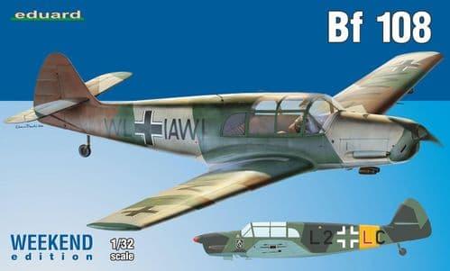 Eduard 1/32 Messerschmitt Bf-108 Weekend Edition # K3404