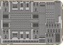 Eduard 1/35 Stryker M1130 Stowage Belts # 36092
