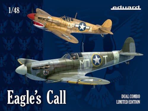 Eduard 1/48 Eagle's Call Dual Combo Limited Edition # K11149