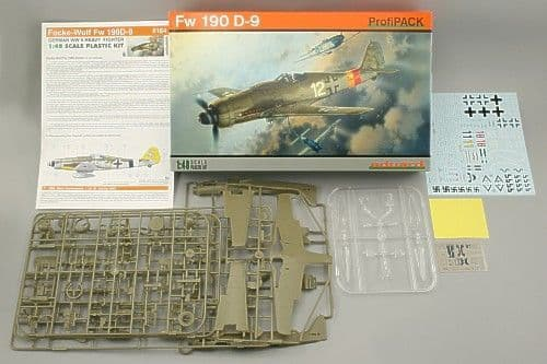 Eduard 1/48 Focke-Wulf Fw-190D-9 ProfiPACK Edition # K8184