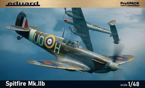 Eduard 1/48 Supermarine Spitfire Mk.II ProfiPACK Edition # K82154