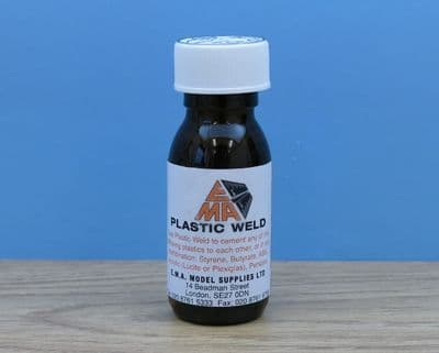 EMA 57ml Plastic Weld Cement