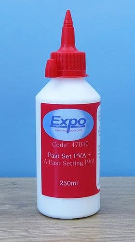 Expo 250ml Fast Set PVA Glue # 47040