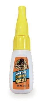 Expo Tools - Gorilla Superglue with Brush & Nozzle 25ml # 44350