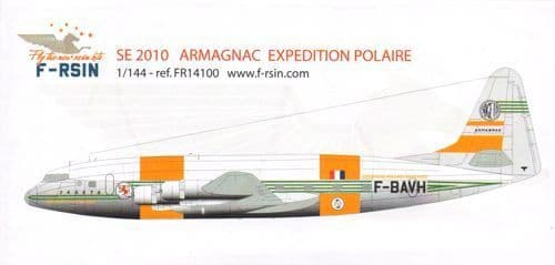 F-rsin 1/144 Armagnac - Expedition Polaire # 44100