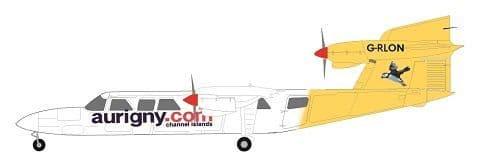 F-rsin 1/144 Britten-Norman Trislander - Aurigny # 44114