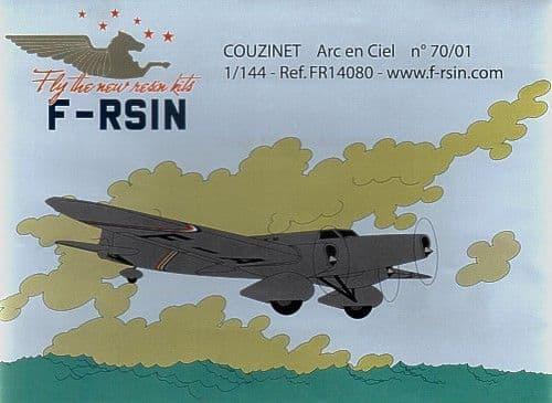 F-rsin 1/144 Couzinet Arc-en-Ciel # 44080