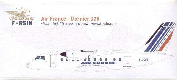 F-rsin 1/144 Dornier Do-328 Air France # 44022