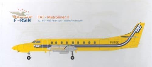 F-rsin 1/144 Metroliner II - TAT # 44105