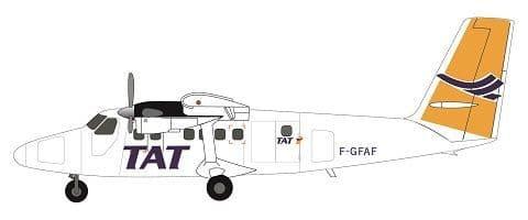 F-rsin 1/144 Twin-Otter - TAT # 44119
