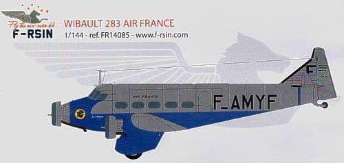 F-rsin 1/144 Wibault 283 Air France # 44085