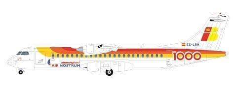 F-rsin Plastic 1/144 ATR-72 Air Nostrum / Iberia (The 1000th ATR Built) # FRP4113
