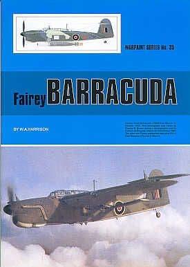 Fairey Barracuda - By W. A. Harrison