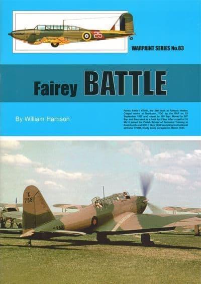 Fairey Battle - By William Harrison