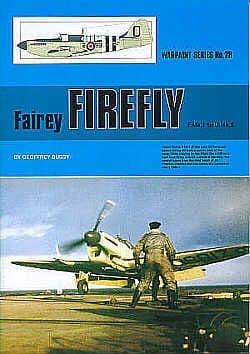 Fairey Firefly Mk.I - U.Mk.9 - By Geoffrey Bussy