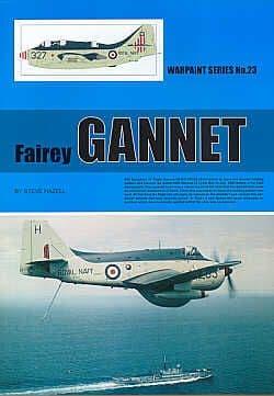Fairey Gannet - By Steve Hazel