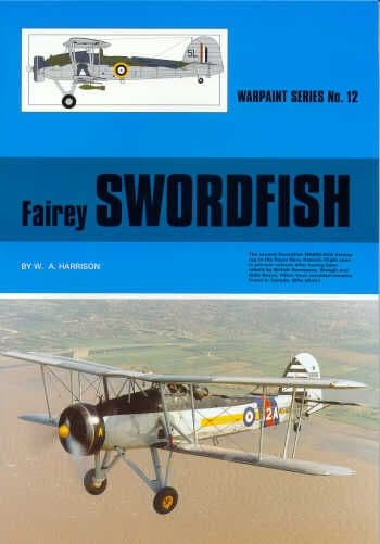Fairey Swordfish - By W. A. Harrison