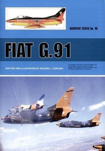 Fiat G.91 - By Richard J. Caruana