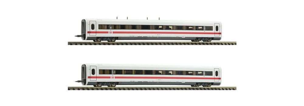 Fleischmann N: Gauge 2 Part Extension Set ICE 1 (Set 3), DB AG # 744502