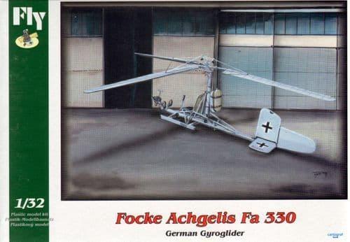 Fly 1/32 Focke-Achgelis Fa-330 - German Gyroglider # 32007