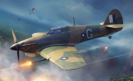 Fly 1/32 Hawker Hurricane Mk.IID # 32015