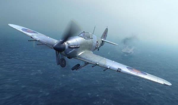 Fly 1/32 Hawker Sea Hurricane Mk.IIC # 32014
