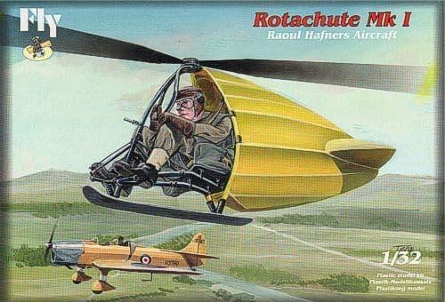 Fly 1/32 Rotachute Mk.I Raoul Hafners Aircraft # 32004