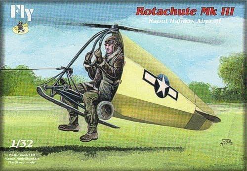 Fly 1/32 Rotachute Mk.III Raoul Hafners Aircraft # 32005