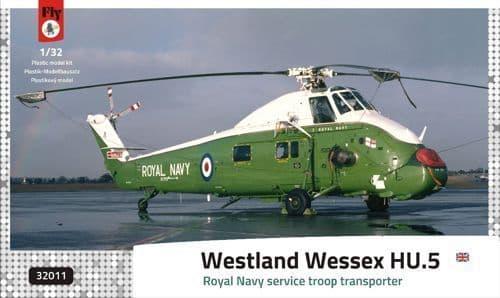 Fly 1/32 Westland Wessex HU.5 # 32011