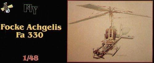 Fly 1/48 Focke Achgelis Fa330 # 48003
