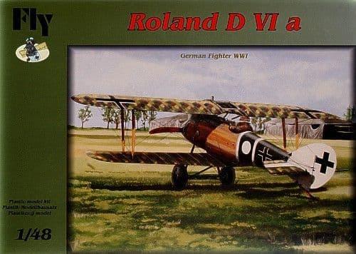 Fly 1/48 Roland D.VIa # 48005