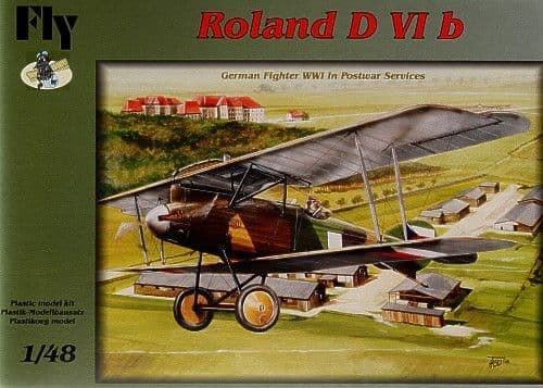 Fly 1/48 Roland D.VIb # 48004