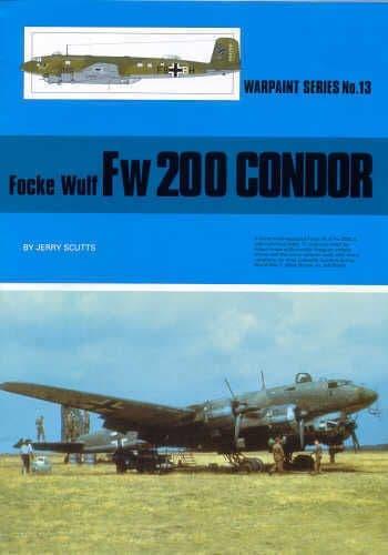 Focke-Wulf Fw-200 Condor - By Jerry Scutts