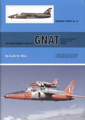 Folland Gnat - By Alan W. Hall