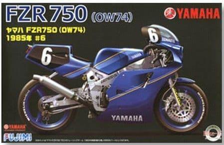 Fujimi 1/12 Yamaha FZR750 (OW74) 1985 # 141428