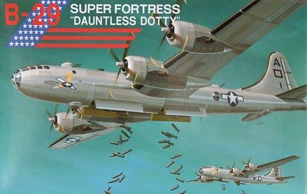 "Fujimi 1/144 Boeing B-29 Superfortress ""Dauntless Dotty"" # 144016"
