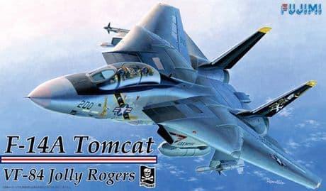 """Fujimi 1/72 Grumman F-14A Tomcat """"VF-84 Jolly Rogers"""" # 722740"""