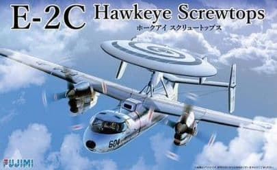 Fujimi 1/72 Northrop Grumman E-2C Hawkeye Screwtops # 722856
