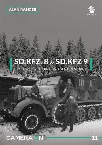 German Sd.Kfz.8 & Sd.Kfz.9 Schwerer Zugkraftwagen (12t & 18t)