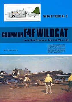 Grumman F4F Wildcat including Martlet Mk.I/Mk.VI - by Glen Phillips
